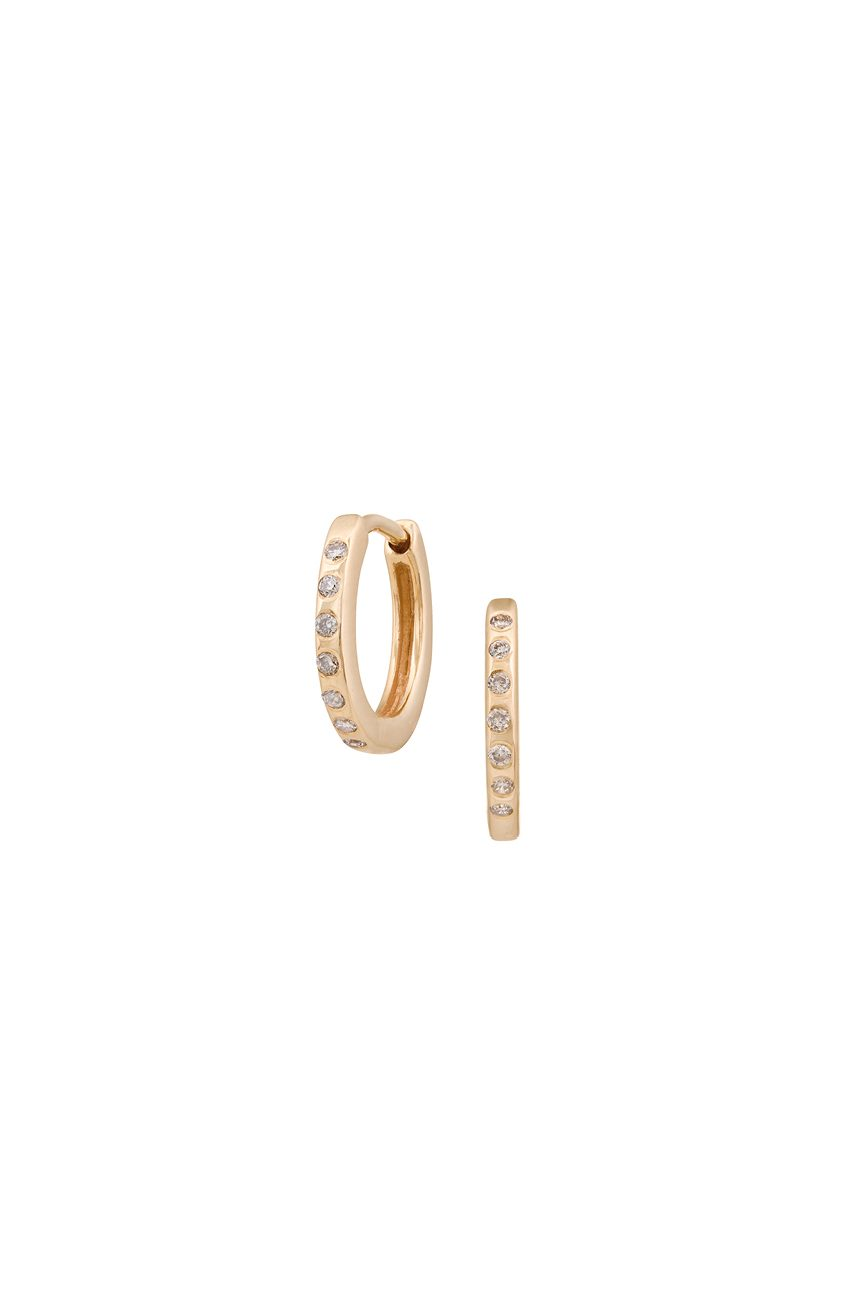 4d6df7875dfac MINI DIAMOND HUGGIE HOOP EARRINGS