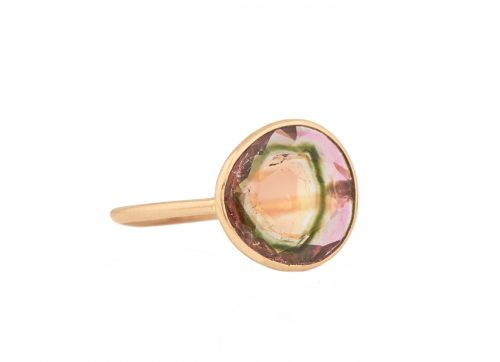 celine daoust one of a kind maya tourmaline ring