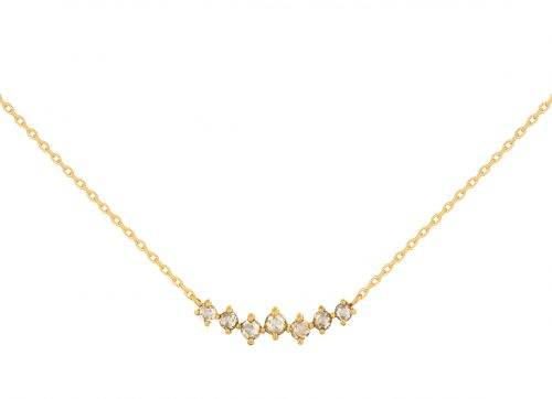 Celine Daoust Constellation Twisted rose cut diamonds