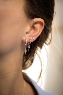 Celine Daoust_Stars and Universe Mini Sapphire Star Earring Charm