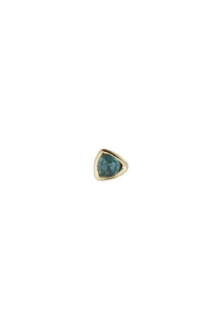 Celine Daoust One of a Kind Tourmaline Stud earring