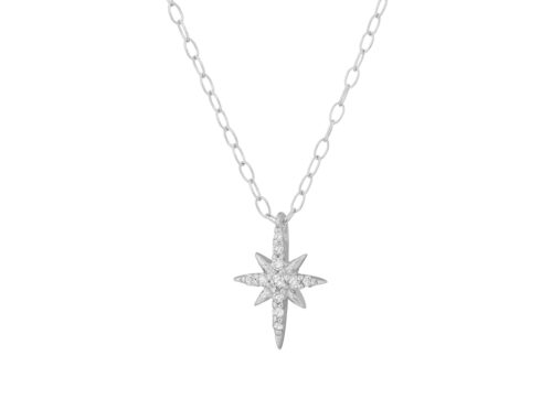 Celine Daoust Stars and Universe North Star chain Necklace