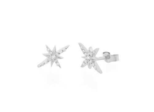Celine Daoust Stars and Universe North star Earring studs set