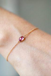 Celine Daoust One of a Kind Maya Sapphire Bracelet
