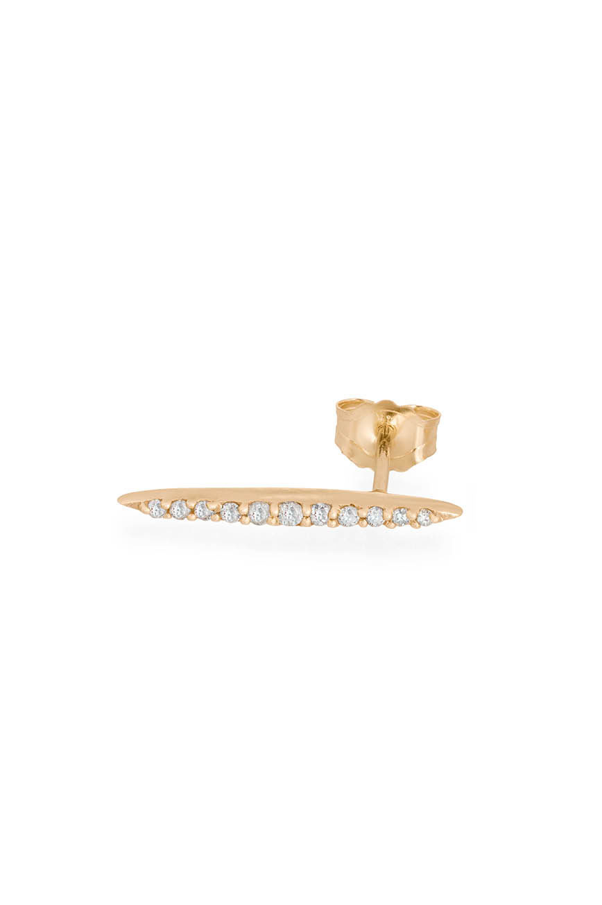 Celine Daoust_Rainbow Diamonds large beams Earring