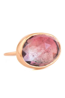 Celine Daoust One of a Kind Pink Tourmaline Faye Ring