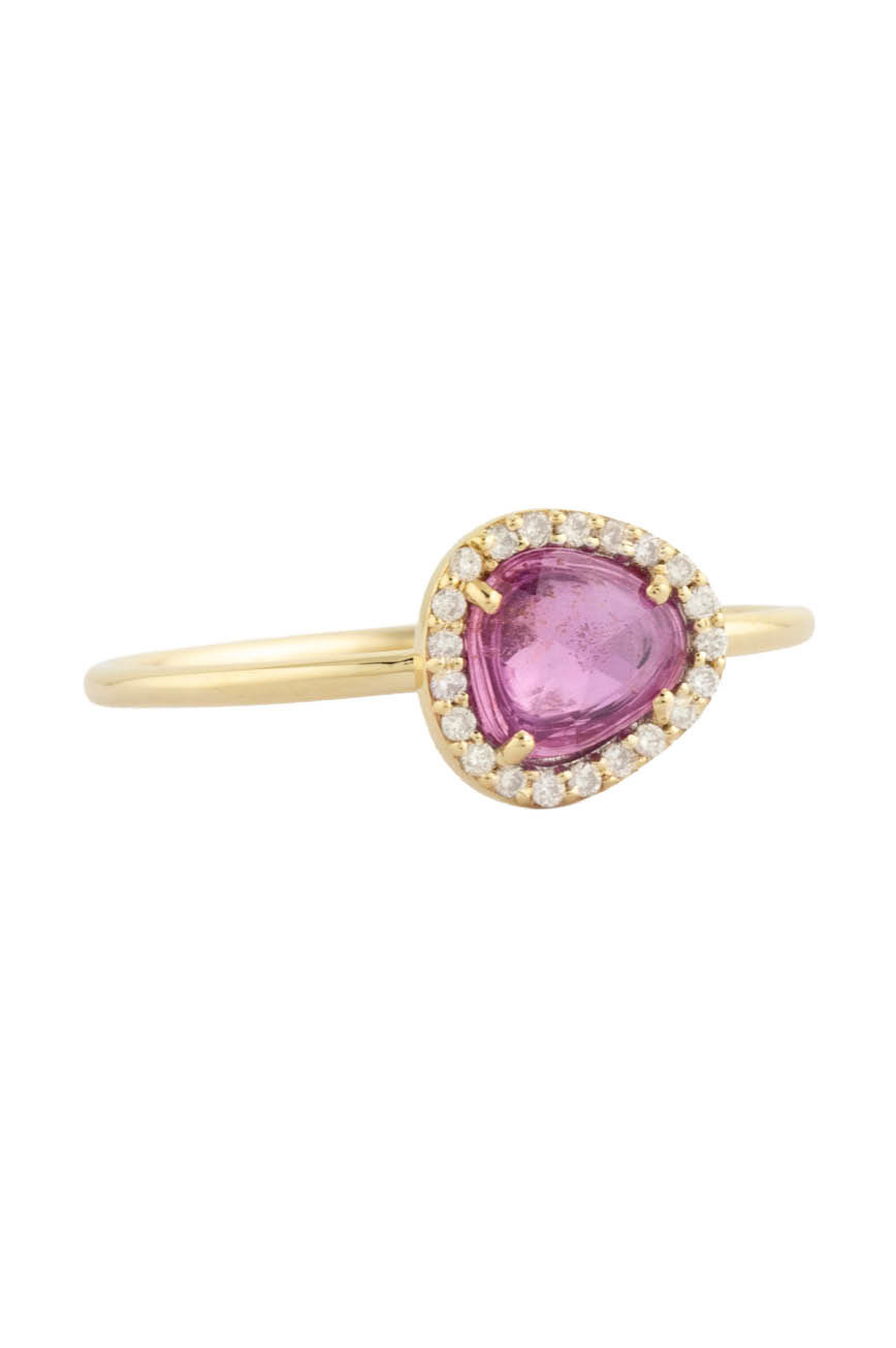 Celine Daoust One of a Kind Stella Sapphire and Diamond
