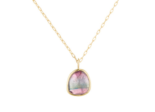 Celine Daoust One of a Kind Faye Tourmaline Necklace