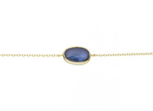Celine Daoust_One of a Kind Maya Tourmaline Bracelet