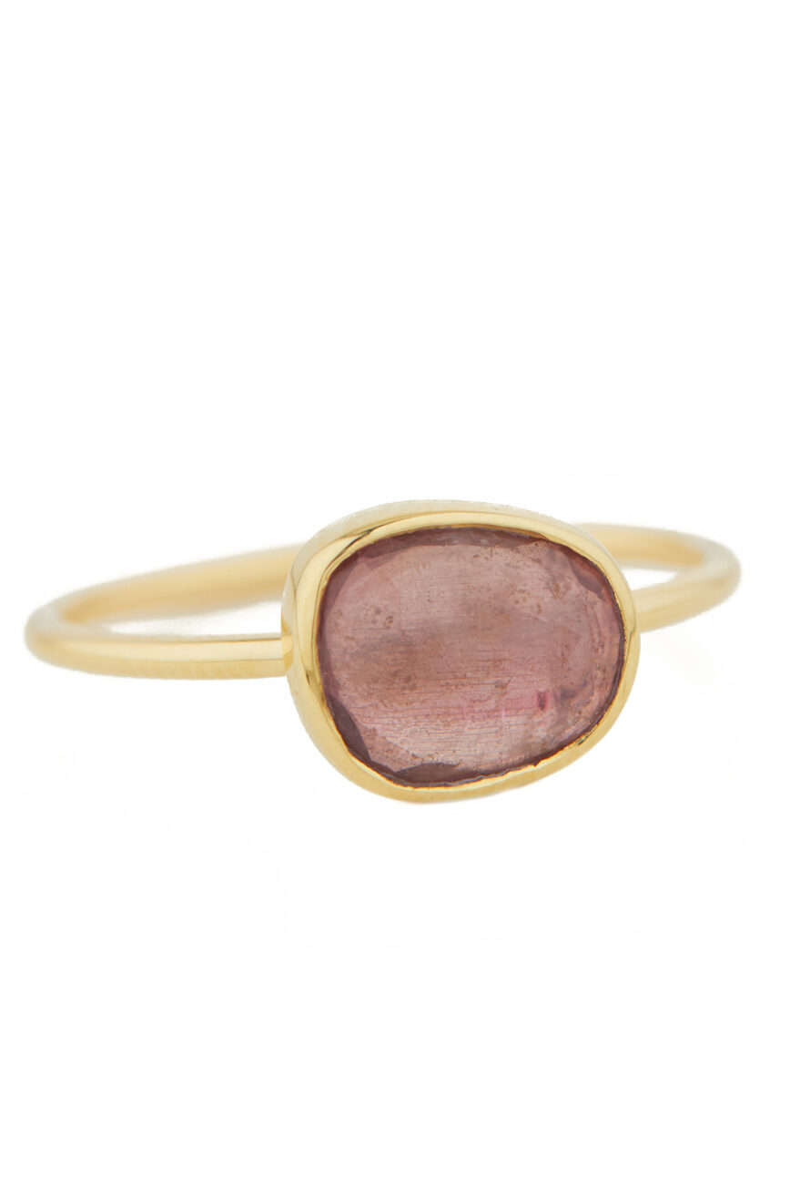 Celine Daoust One of a Kind Faye Tourmaline Ring
