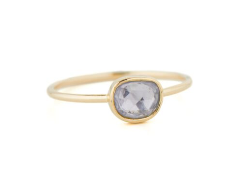 Celine Daoust One of a Kind Faye Sapphire Ring
