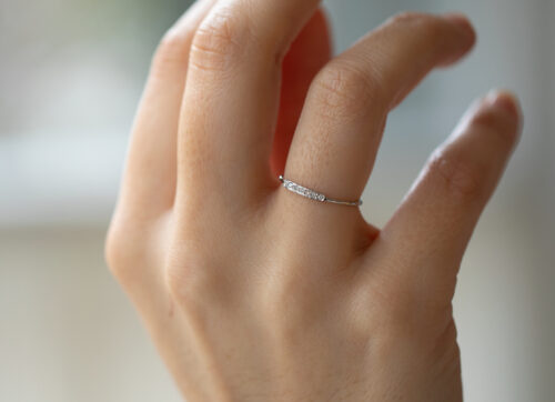 Celine Daoust Geometrics Clara Ring