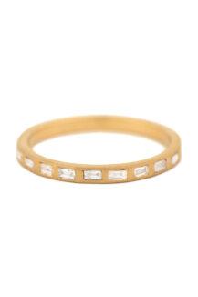 Celine Daoust Wedding Band Baguette Diamonds