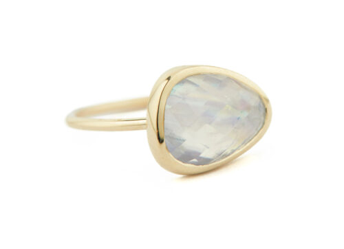 Celine Daoust One of a Kind Faye Moonstone Ring