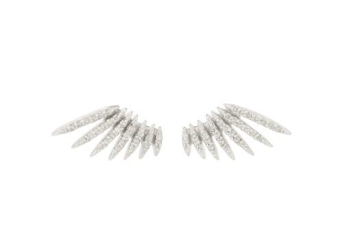 Celine Daoust Rainbow Diamond Flying wings