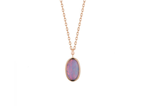 Celine Daoust One of a Kind Faye Opale Necklace